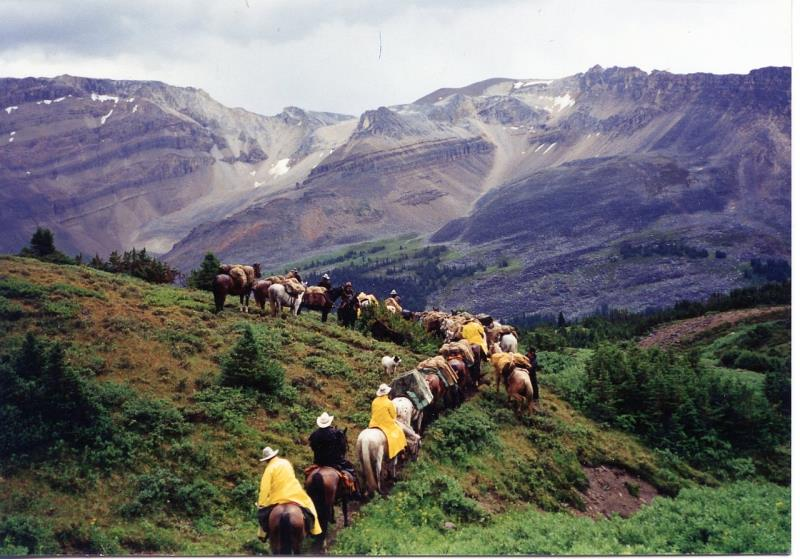 Image #1(Jasper Park & Willmore Wilderness Park Horseback Vacations)