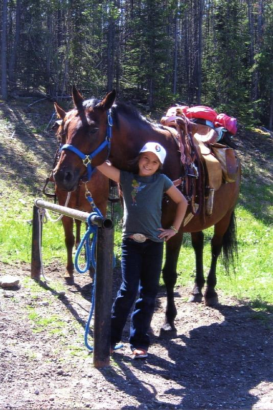 Image #1(Horseback Camps & Vacations)
